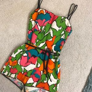 True Vintage Romper/Swimsuit
